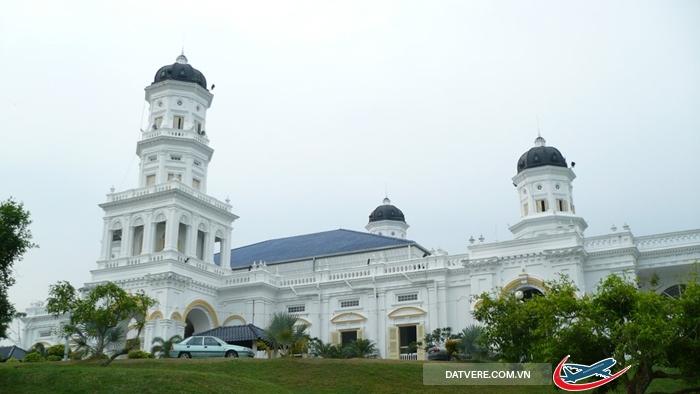 Nhà thờ Sultan Abu Bakar ở Johor Bahru