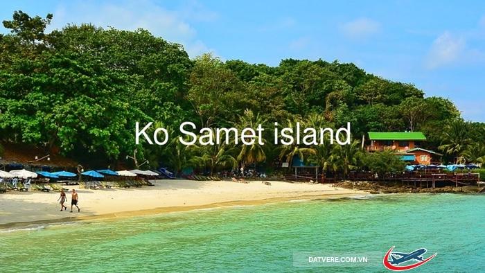 Đảo Ko Samet, Thái Lan
