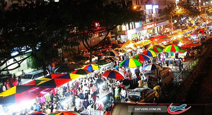 Chợ đêm Johor Bahru