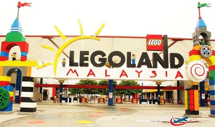 Công viên giải trí Legoland – Johor Bahru