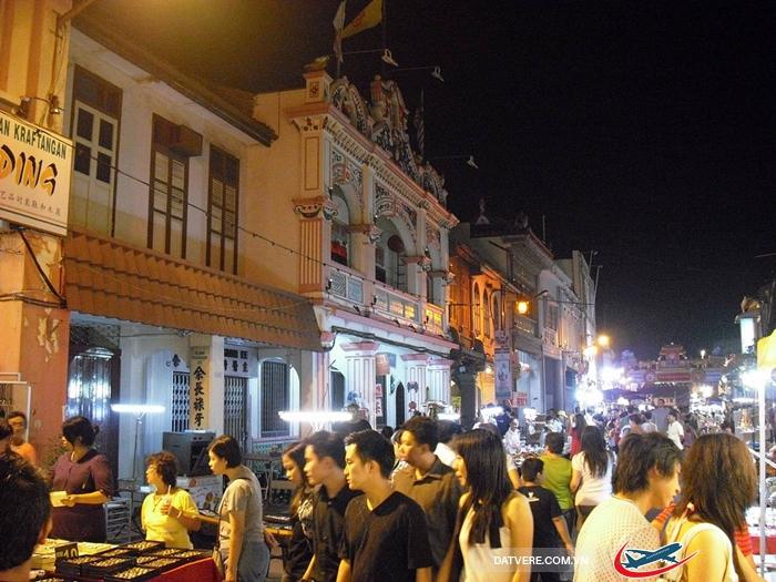 Chợ đêm ở Johor Bahru