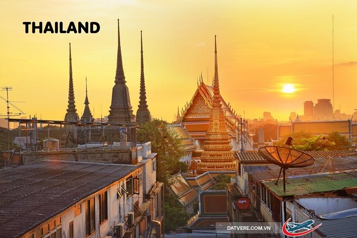 Thái Lan xinh đẹp buổi bình minh
