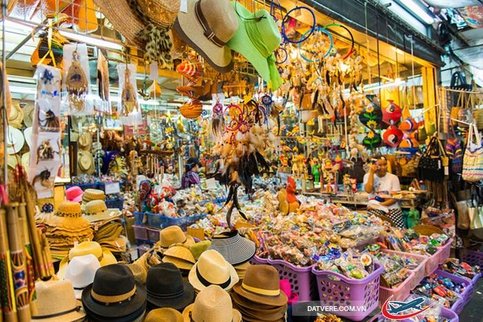 Trải nghiệm mua sắm ở Bangkok phong phú và giá rẻ