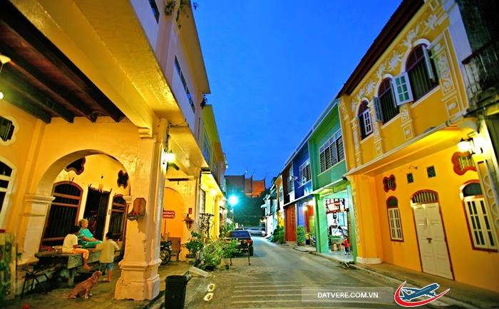 Thị trấn Phuket