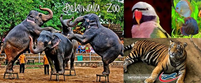 Vườn thú Dehiwela