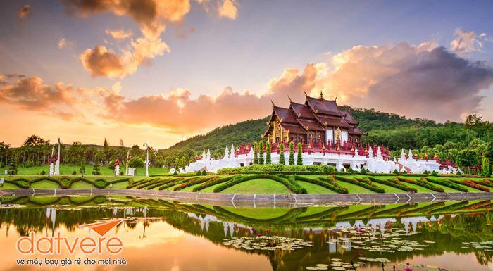 Vẻ đẹp mê hoặ ở Chiang Mai Thái Lan