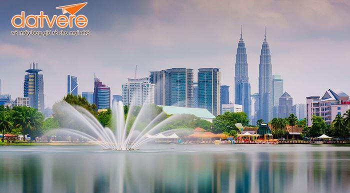 Khám phá Kuala Lumpur cực vui