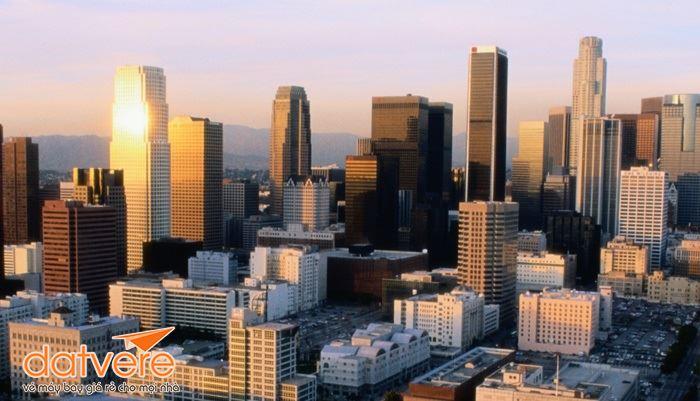 Đặt chân tớ iLos Angeles Mỹ