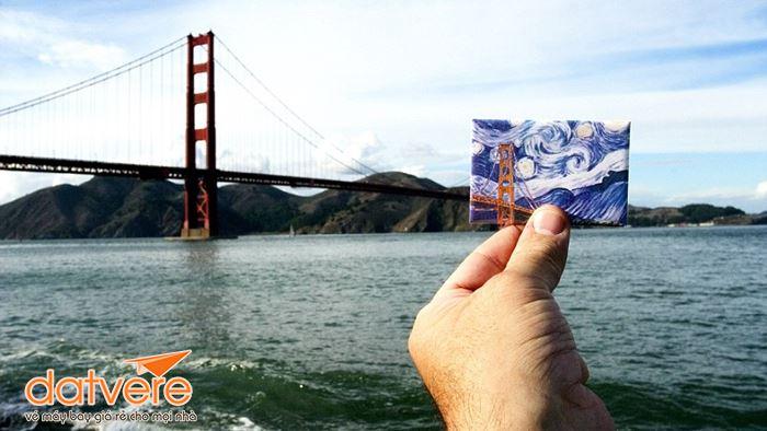 Trải nghiệm du lich độc đáo ở San Francisco Mỹ
