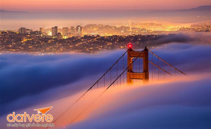 Biểu tượng của thành phố San Fransisco Mỹ
