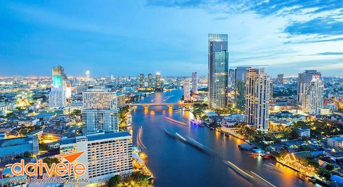 Khám phá Bangkok Thái Lan!