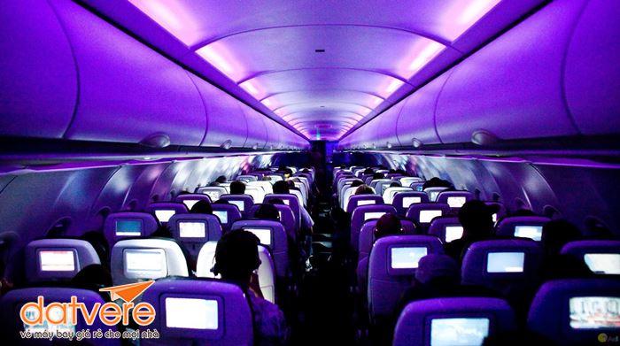 Các chuyến bay đêm đặt vé rẻ dễ dàng hơn ban ngày