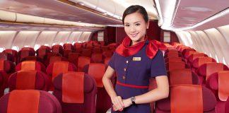 KM Hongkong Airlines cho hành trình bay Hongkong giá rẻ