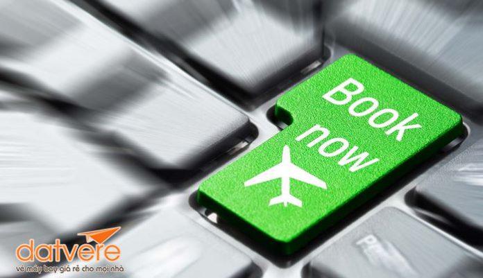 Mua vé máy bay qua mạng lần đầu?