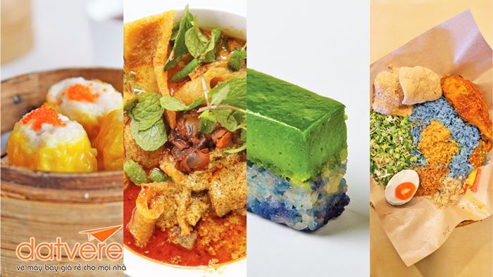 Nếm thử các món ngon ở Indonesia!