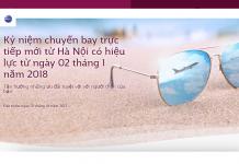 Qatar Airways KM vé đi châu Âu từ Hà Nội siêu rẻ