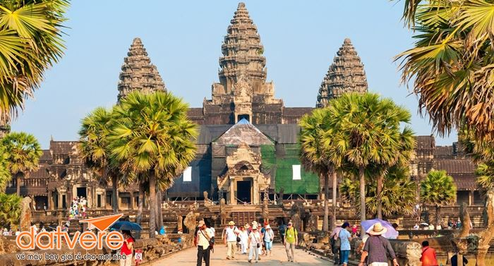 Cảnh đẹp Siem Rep Campuchia