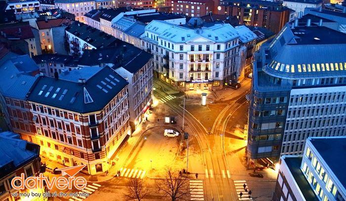 Khám phá thành phố Oslo!