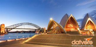 Vietnam Airlines KM vé đi Úc giá rẻ từ 700 USD khứ hồi