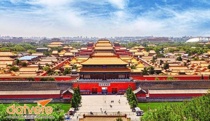 Công trình kiến trúc đẹp ở Bắc Kinh
