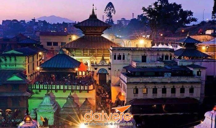 Màn đêm đầy mê hoặc ở Kathmandu