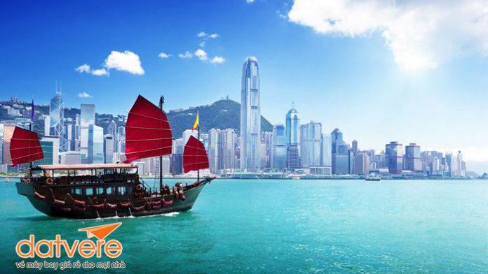 KM Vietnam Airlines cho hành trình bay Hongkong,
