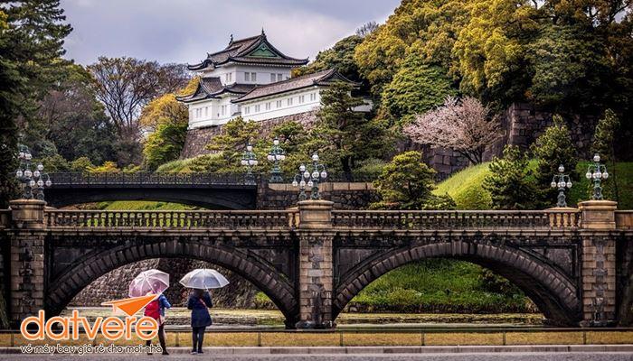Vẻ đẹp ở cố đô Nhật Bản