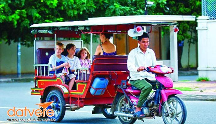 Phương tiện di chuyển ở Bangkok TL