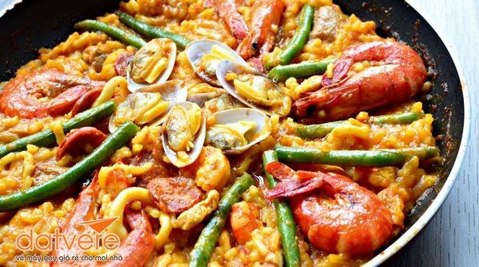 Nếm thử các món ngon của Tây Ban Nha!