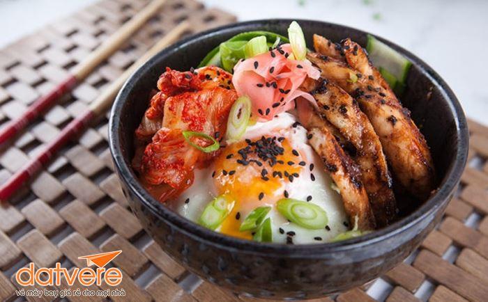 Món Bulgogi của Hàn Quốc