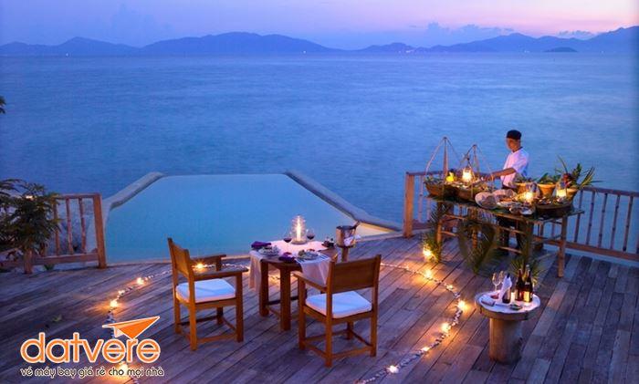 Vẻ đẹp ở Six Sensen Ninh Vân Bay
