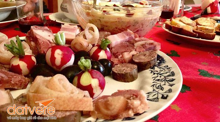 Các món ngon của người Ba Lan đón Giáng sinh
