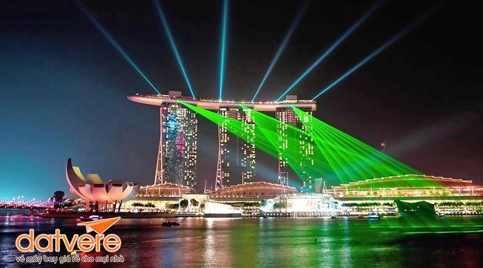 Nhiều điểm đến đẹp ở Singapore