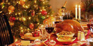 Bữa tiệc Giáng sinh của các quốc gia trên thế giới thế nào?