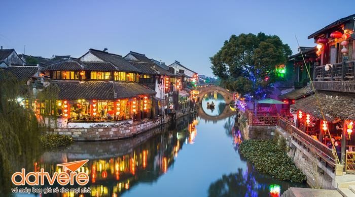 Ghé thăm Trung Quốc