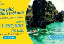 Cebu KM vé đi Manila giá rẻ