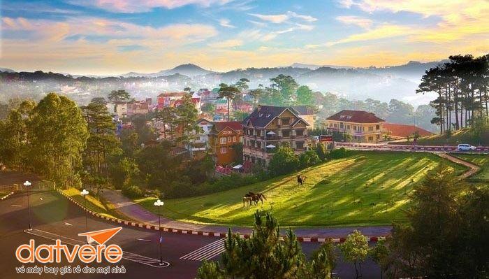 Cảnh đẹp mê hoặc ở cao nguyên Đà Lạt