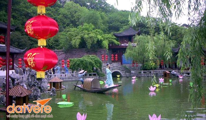 Du lịch Vũ Hán Trung Quốc