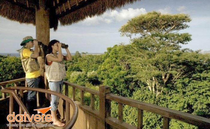 Du ngoạn công viên quốc gia Bali Barat