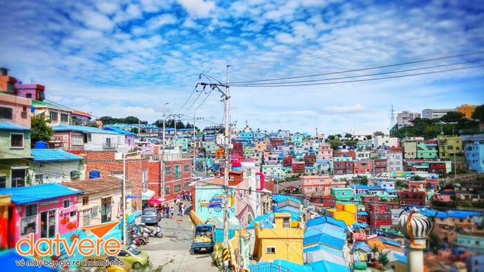 Ghé thăm thành phố Busan Hàn Quốc
