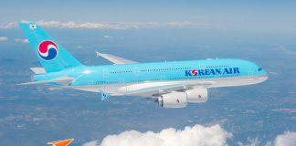 Đặt vé Korean Air từ 410 USD siêu rẻ tháng 1