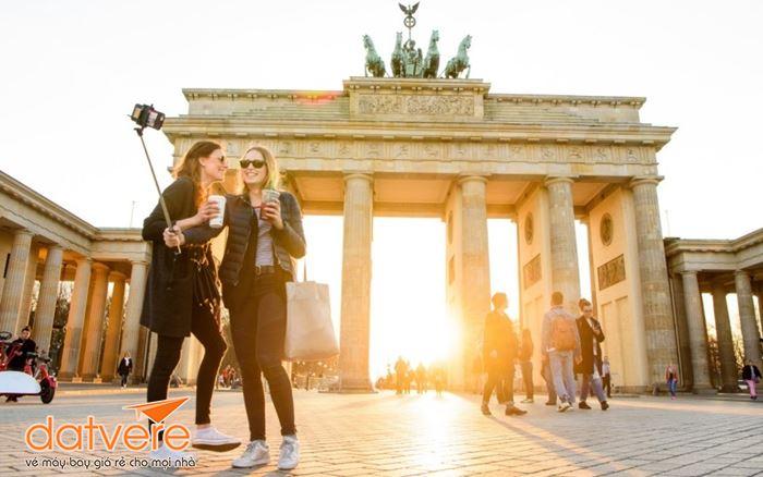 Ghé thăm nhiều điểm đến đẹp ở Berlin