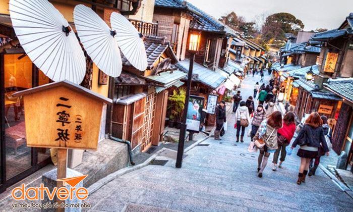 Khám phá Kyoto Nhật Bản