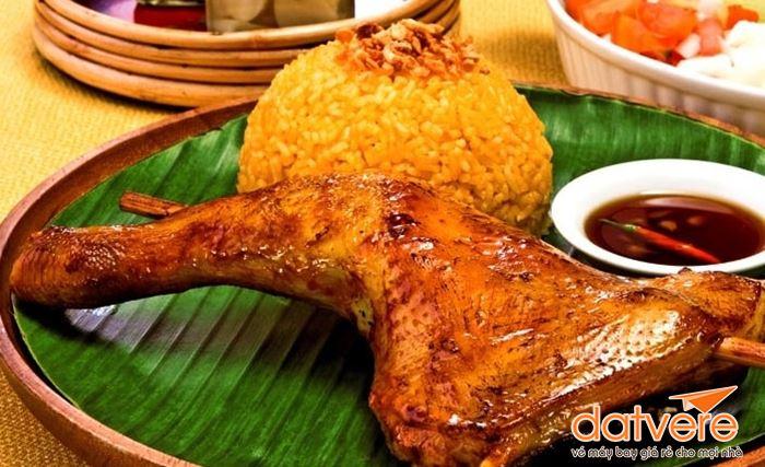 Thịt gà Inasal