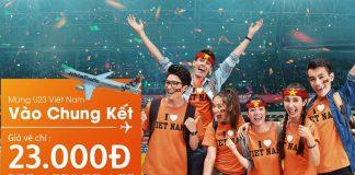 Săn vé Jetstar chỉ từ 23k siêu rẻ