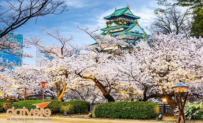 Du lịch Osaka năm 2018