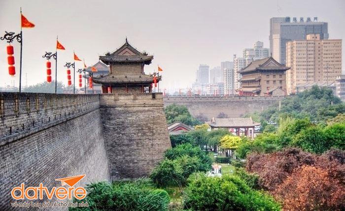 Vẻ đẹp cổ ở thành phố Tây An - Trung Quốc