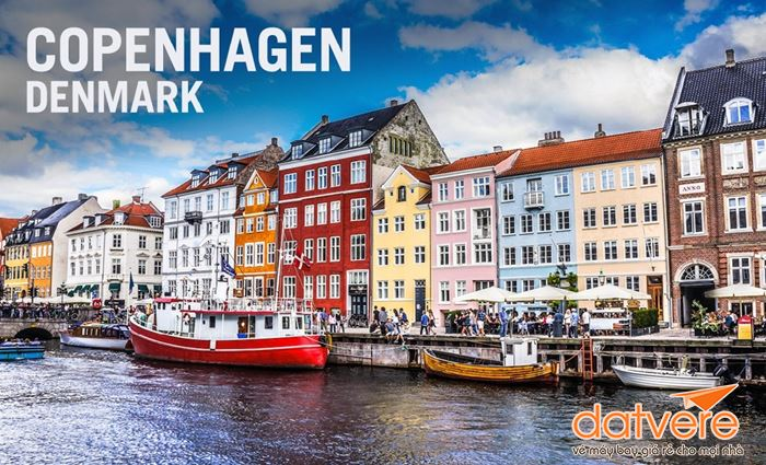 Ghé thăm thành phố Copenhagen