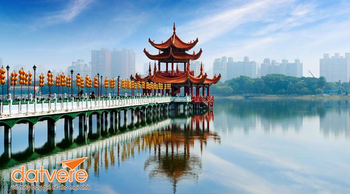 Du lịch Đài Loan năm 2018