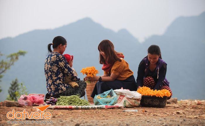 Vẻ đẹp ngày xuân bình yên ở Hà Giang